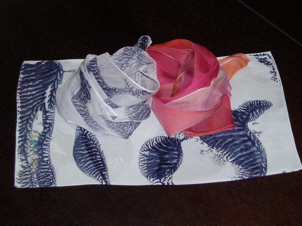 ふわふわストール(小~中)Silk stall(small,medium size)